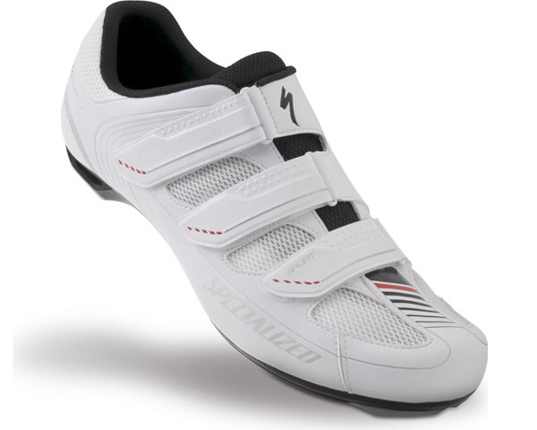 Specialized Sport ROAD Bike Shoes   White-Silver