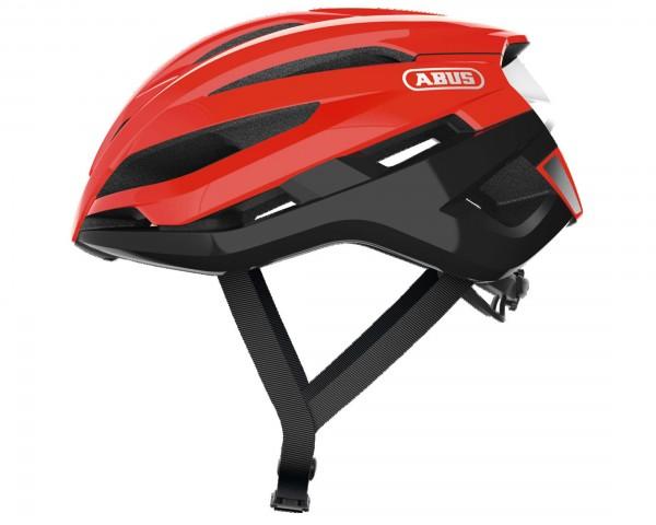Abus StormChaser Road Bike Helmet | shrimp orange