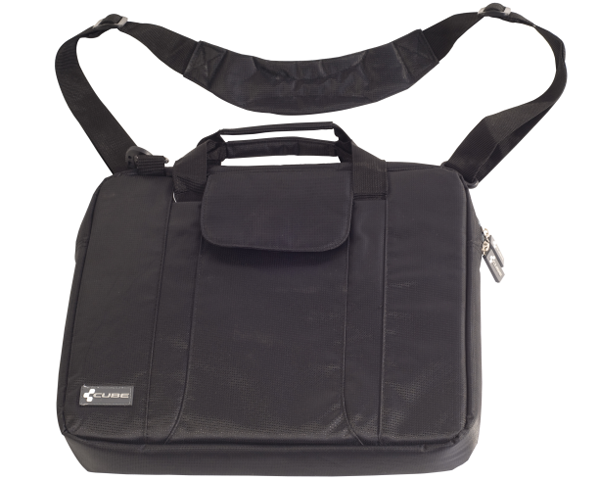 Cube Laptop Case 15,4 Inch | black