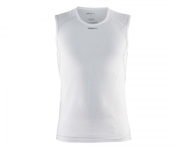 Craft Cool Mesh Superlight - Undershirt sleeveless | white