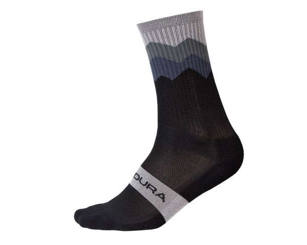 Endura Jagged Socks   black