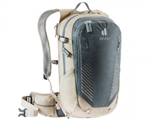 Deuter Compact EXP 14 litres Bike backpack PFC-free   teal-sand