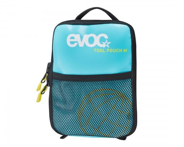 Evoc Tool Pouch Werkzeugtasche 1 Liter | neon blue