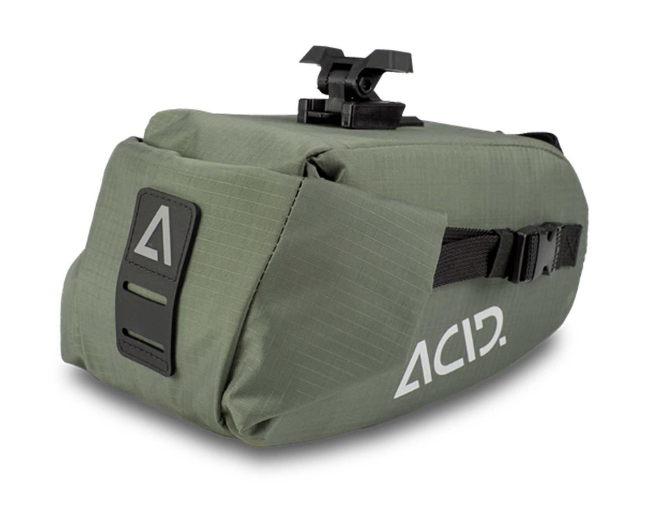 Cube ACID Satteltasche Click XL   olive