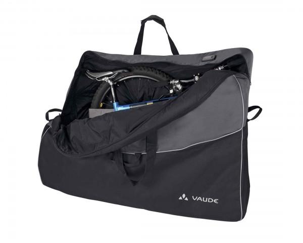 Vaude Big Bike Bag Fahrrad Transporttasche | black-anthracite