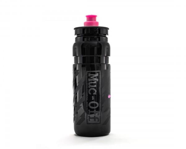 Muc-Off X Elite Custom Fly Trinkflasche 750 ml | black