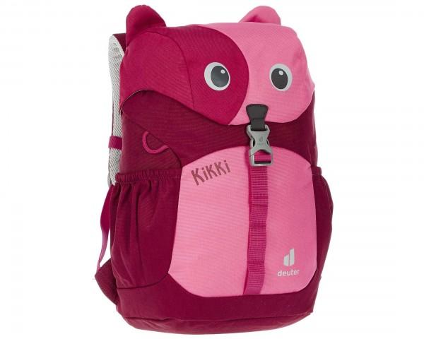 Deuter Kikki 8 litres Kids backpack PFC-free | hotpink-maron