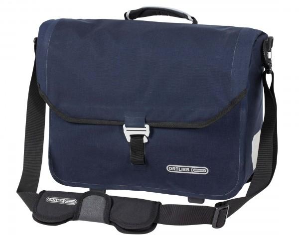 Ortlieb Downtown2 QL2.1 waterproof cycle business bag (single bag)   steel blue