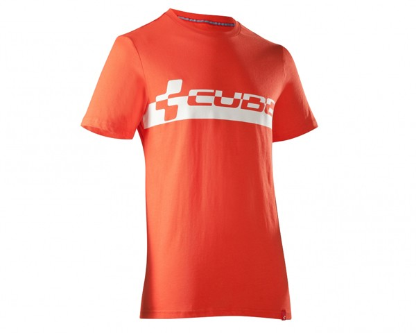 Cube T-Shirt Race Pilot | red