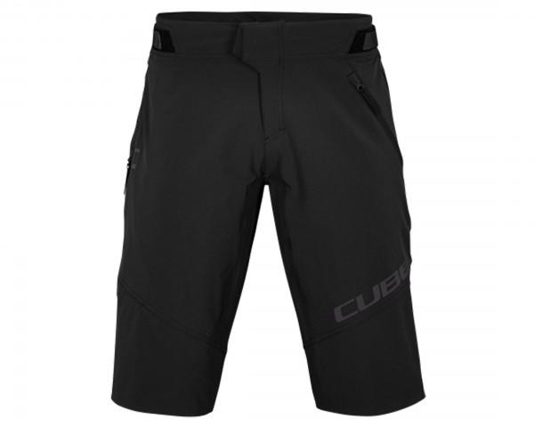 Cube Edge Baggy Shorts X Actionteam | black