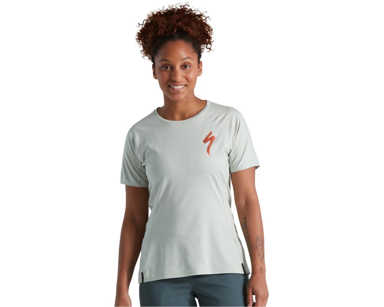 Specialized Trail Air Women Jersey shortsleeve | spruce