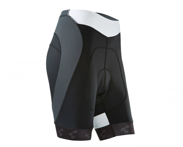 Cube Blackline WLS Cycle Shorts | black-grey-white
