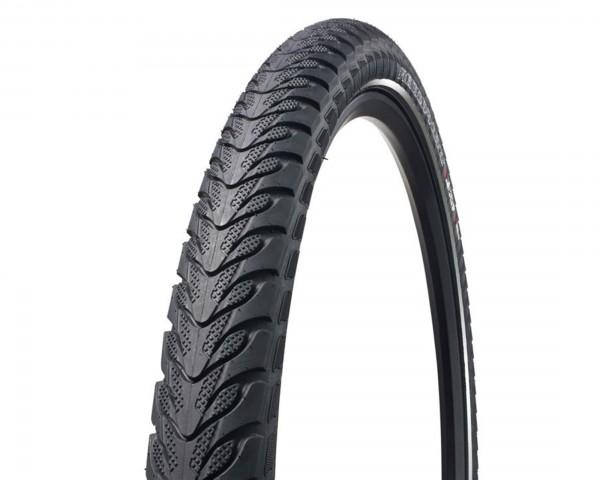 Specialized Hemisphere Sport Reflect Trekking Semi Slick tire 28 inch (700 x 38C) | black