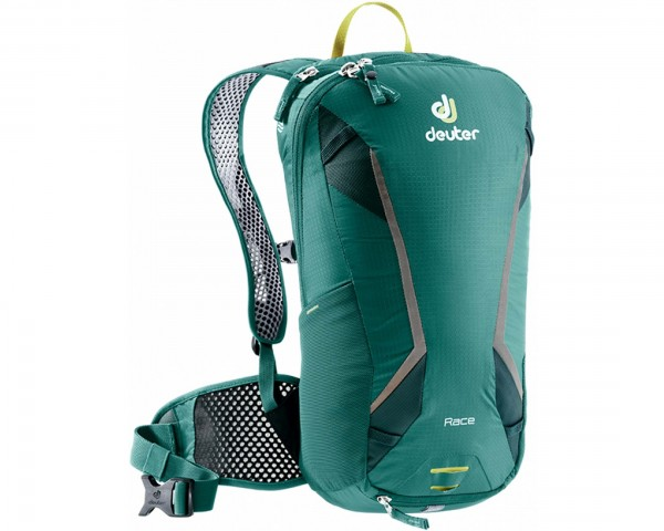 Deuter Race 8 litre Bike back pack | alpinegreen-forest