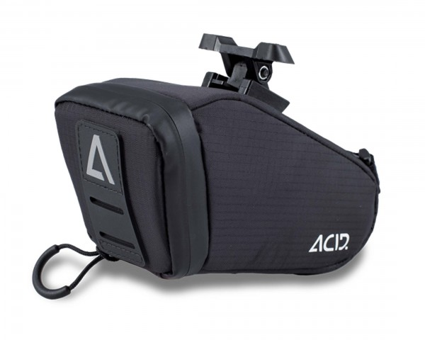Cube ACID Saddle Bag Click M | black