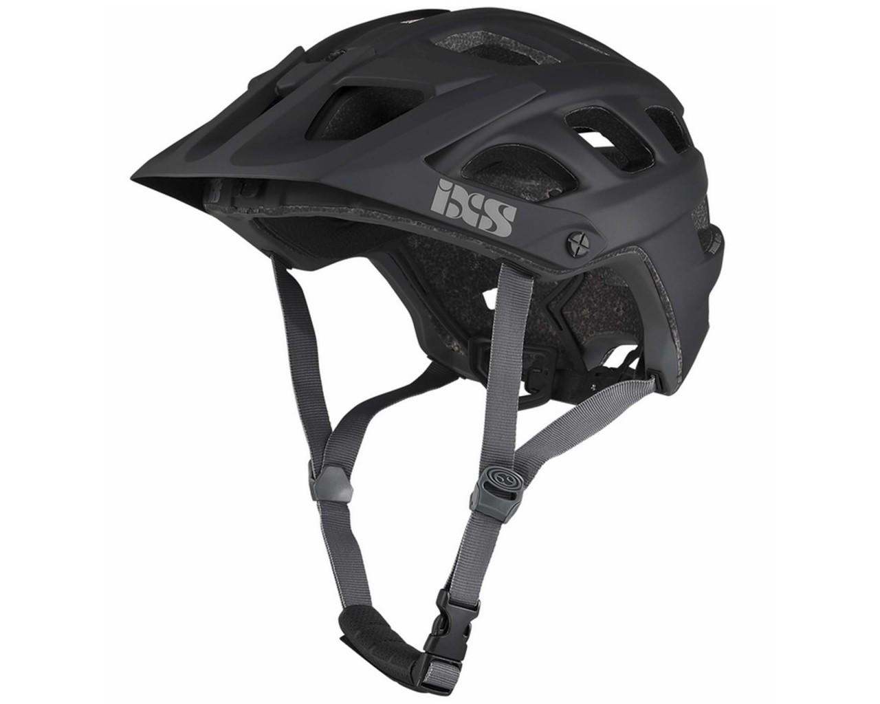 iXS Trail EVO MTB Helmet   black