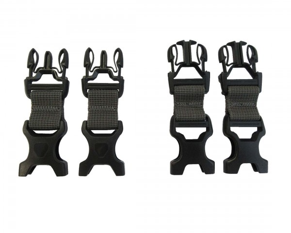 Ortlieb Connector Rack-Pack Urban/Back-Roller