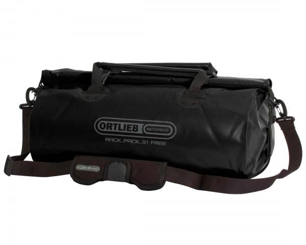 Ortlieb Rack-Pack Free waterproof bag PVC-free 31 liter - size L | black