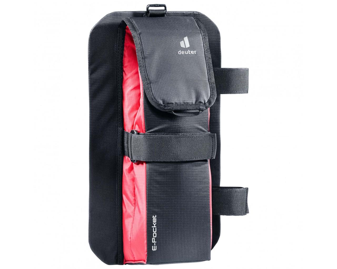 Deuter E-Pocket Padded Battery bag PFC-free | black