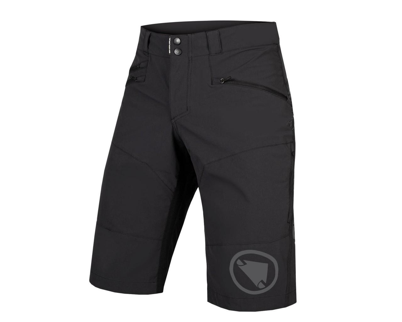 Endura SingleTrack Shorts II | black