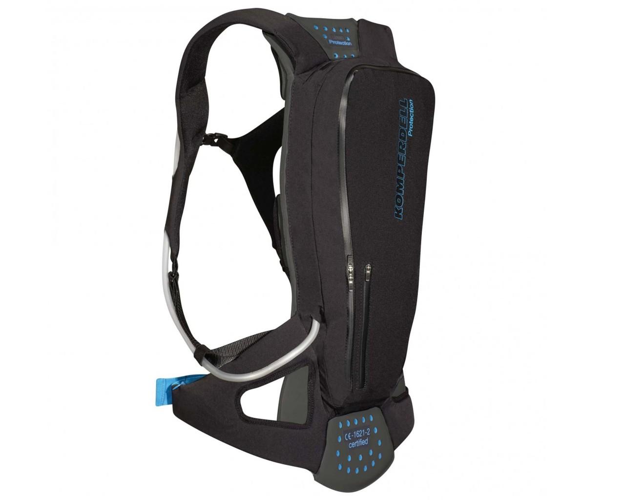 Komperdell Tourpack - Protektorrucksack | black-blue