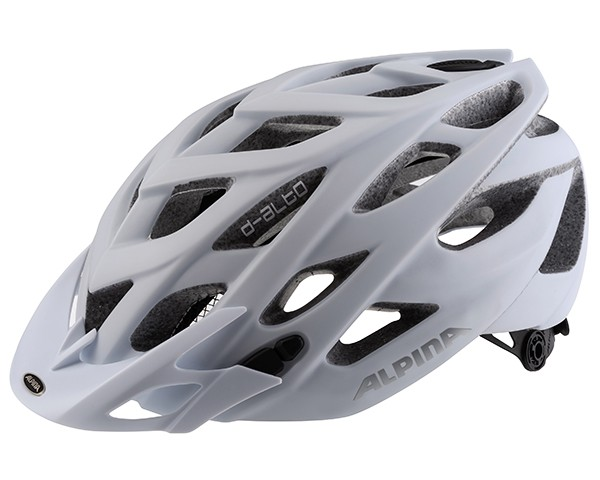 Alpina D-Alto L.E. Bike Helmet | white matt
