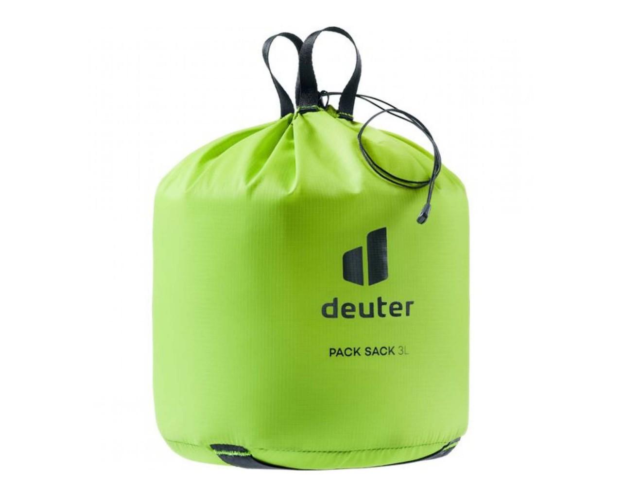 Deuter Pack Sack 3 Packtasche | citrus