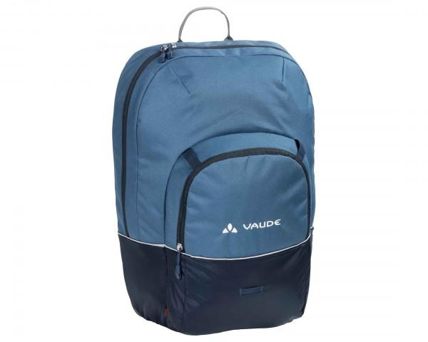 Vaude Cycle 22 2in1-Officetasche Gepäckträgertasche/Rucksack   marine