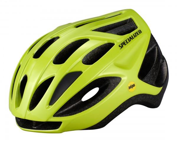 Specialized Align MIPS Bike Helmet | hyper green