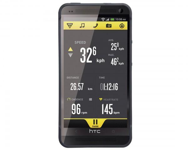 Topeak Ride Case für HTC one mit Halter