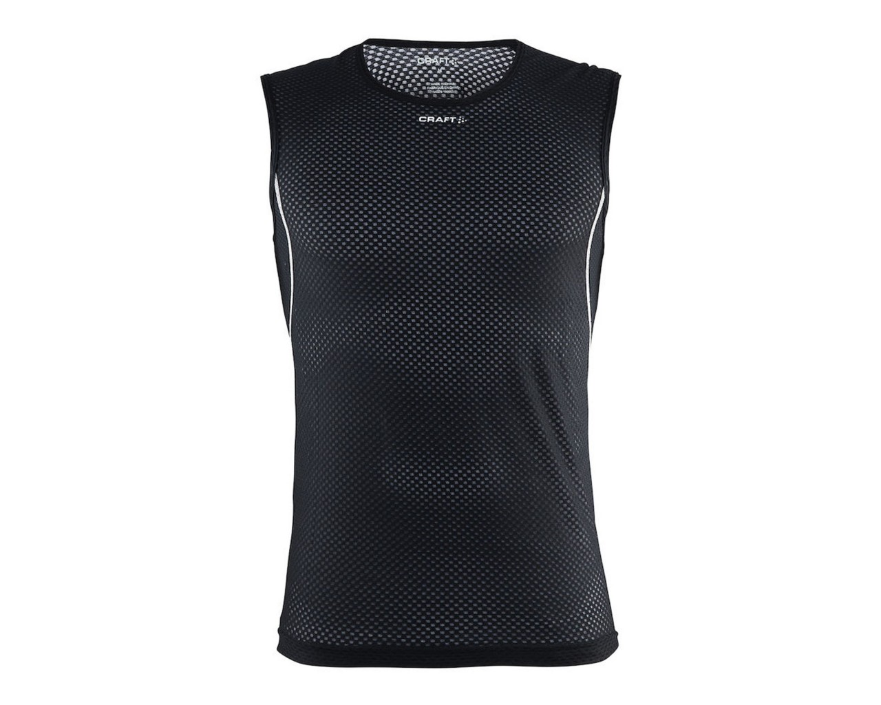 Craft Cool Mesh Superlight - Funktionsunterhemd ärmellos | black