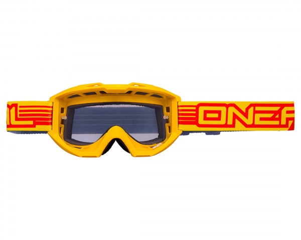 Oneal B1 Goggle FLAT | yellow clear