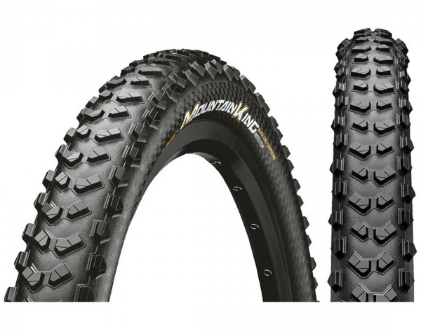 Continental Mountain King 27.5 x 2.3 Skin ProTec foldable | black
