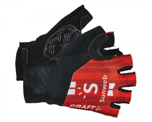 Craft Replica Summer Gloves shortfinger   Team Sunweb