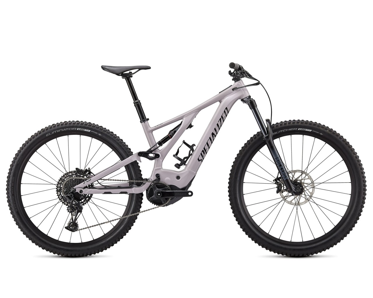 Specialized Levo 29 - Pedelec Mountain Bike Fullsuspension 2021 | clay-black-flake silver