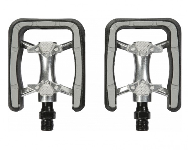 Cube RFR Pedals Comfort RACE | black/grey