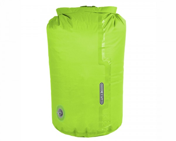 Ortlieb dry bag PS10 with valve 22 liter waterproof PVC-free | light green
