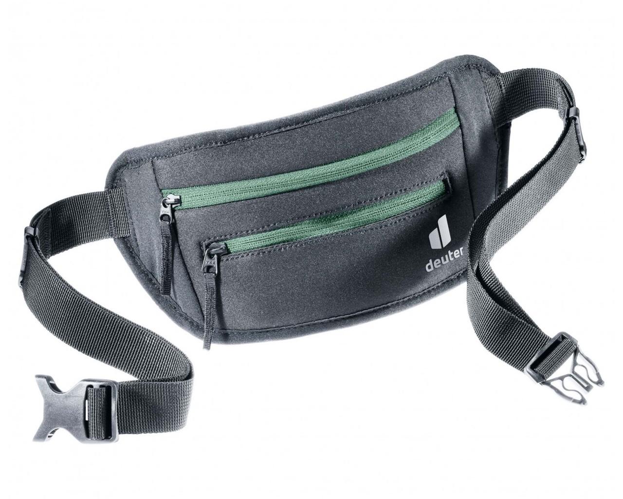 Deuter Neo Belt I PFC-free | black-seagreen