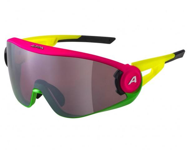 Alpina 5W1NG Q+CM Fahrrad Brille | limited edition