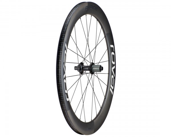 Specialized Roval Rapide CLX 700c - Rear Wheel   satin carbon-white