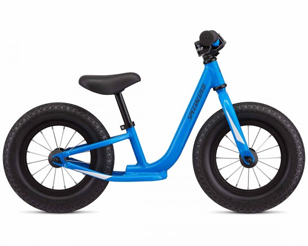 Specialized Hotwalk INT 12 Zoll - Kinder Laufrad 2019 | gloss neon blue-white