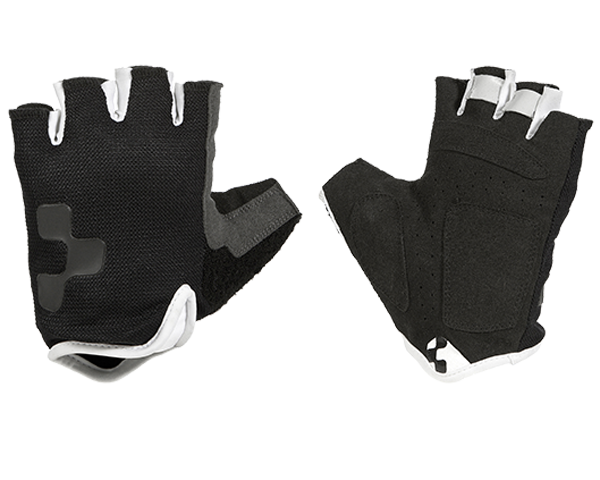 Cube Gloves JUNIOR RACE Blackline Short Finger