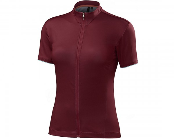 Specialized RBX Comp Womens Jersey short sleeve | burgundy