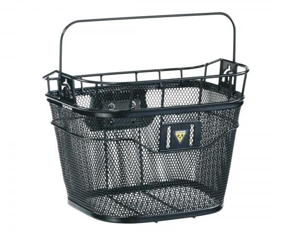 Topeak Basket Front - Fahrradkorb 16 l | black