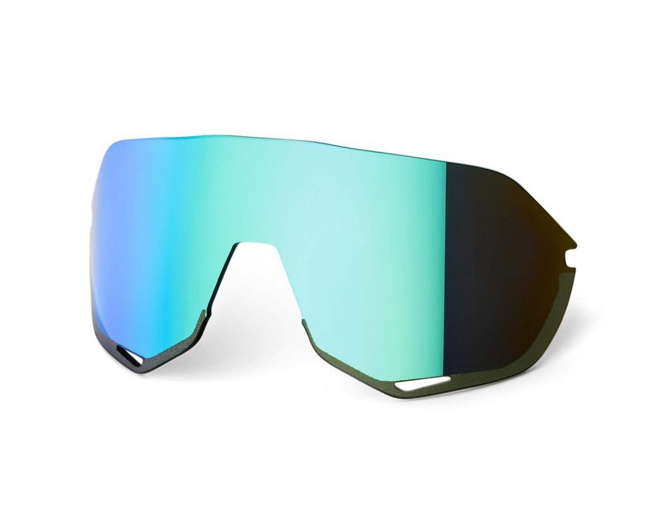 100% S2 Hiper Mirror Brillenglas   blue