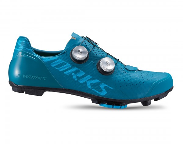 Specialized S-Works Recon MTB Shoes | dusty turquoise