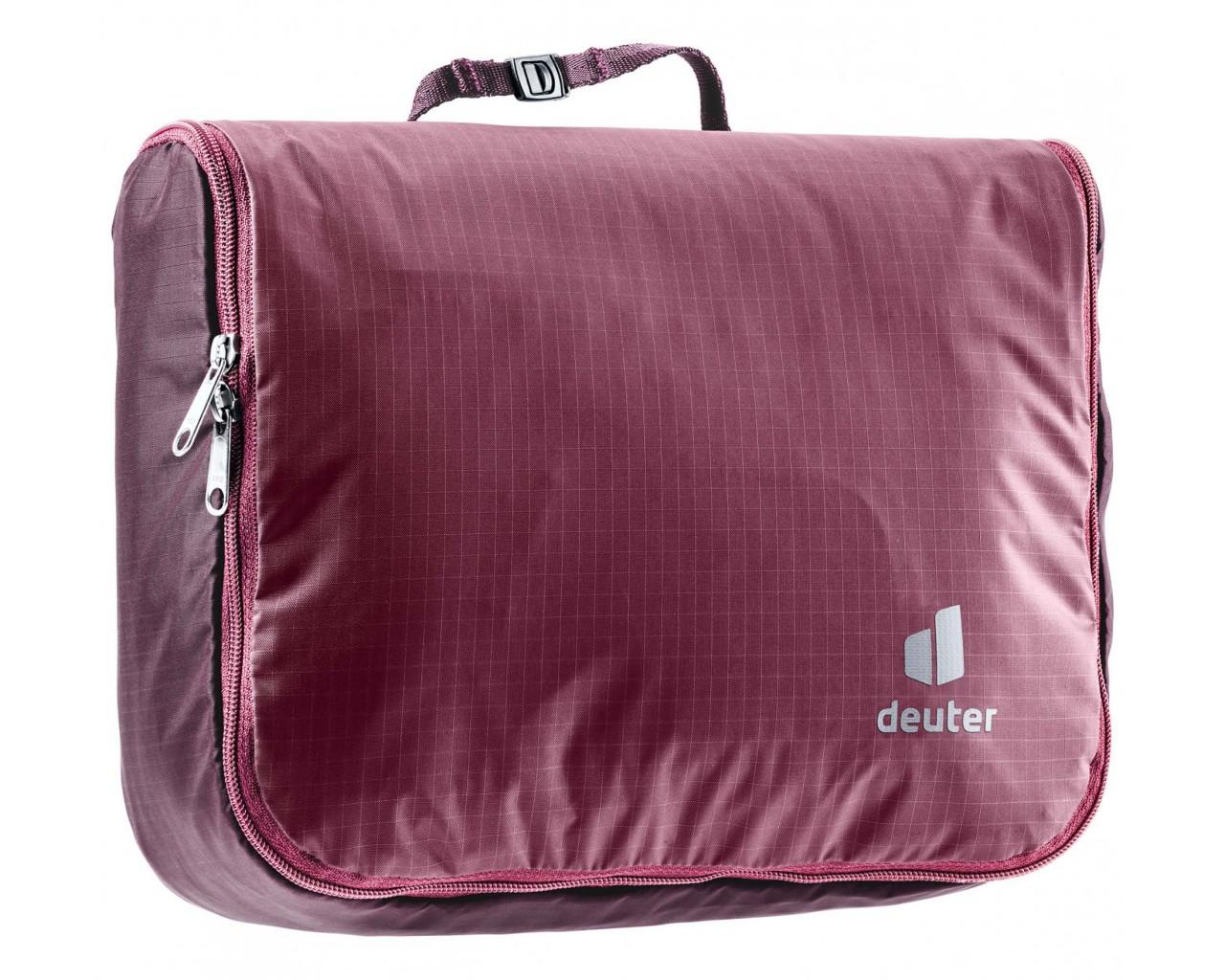 Deuter Wash Center Lite II - 3 litres wash pack | maron-aubergine