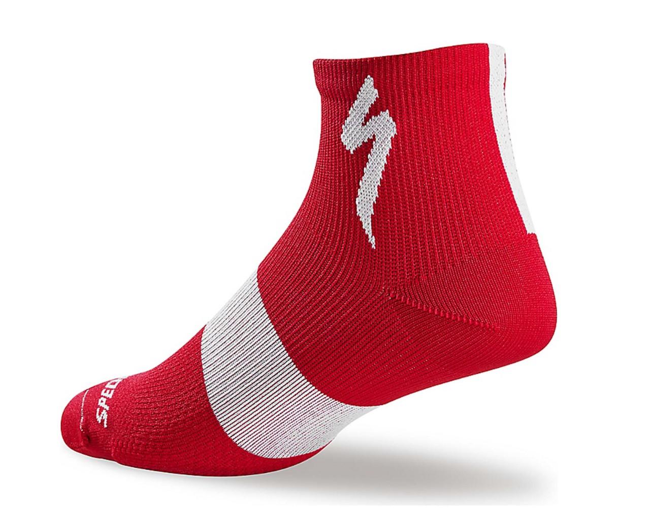 Specialized SL Mid Sock Women | red