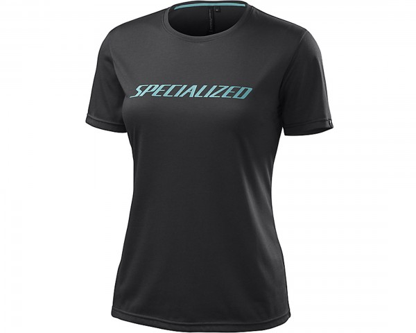 Specialized Andorra Drirelease Womens T-Shirt | carbon