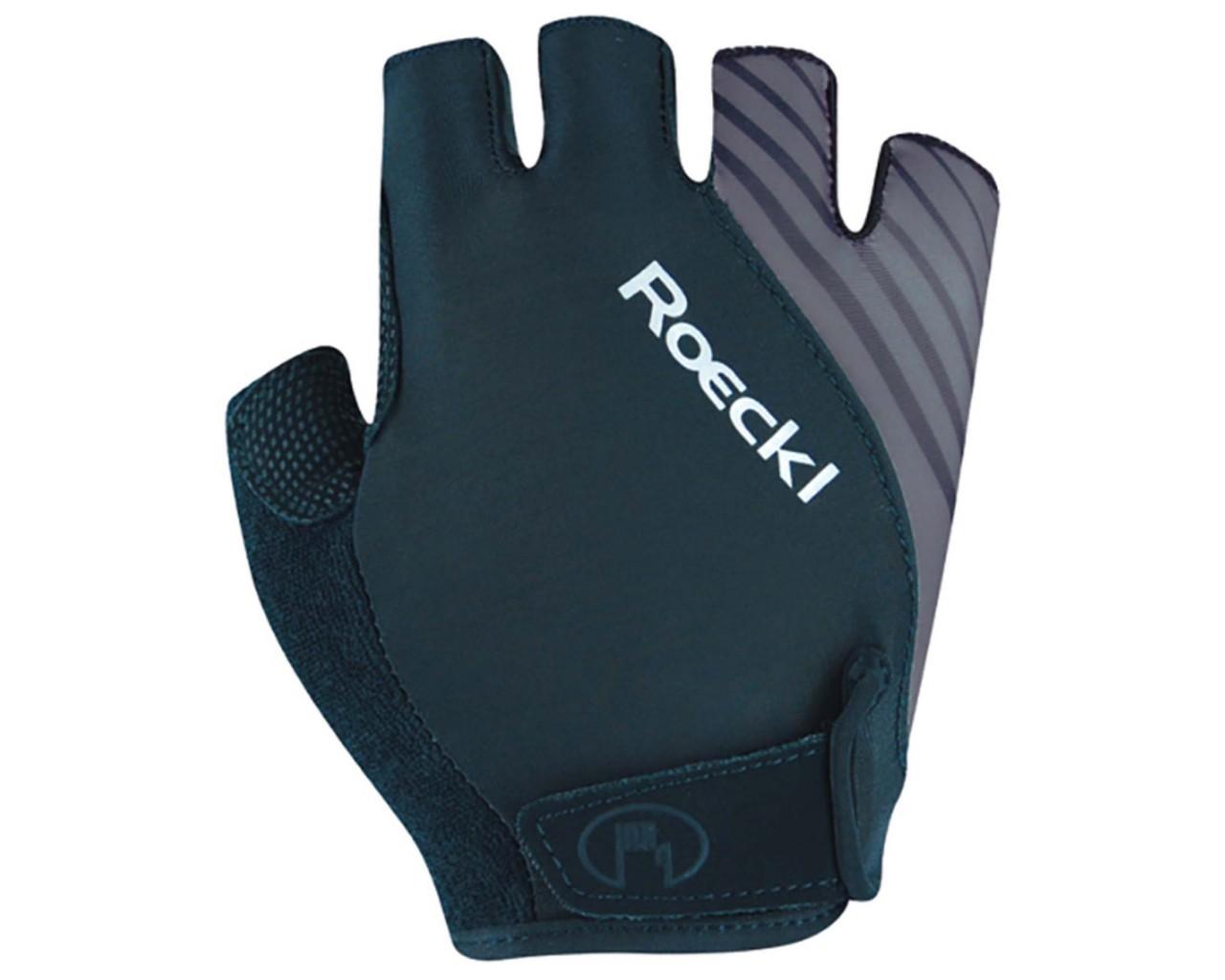 Roeckl Bike Basic Naturns Handschuhe kurzfinger | black